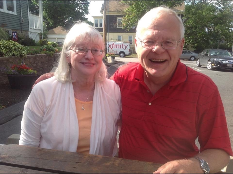 Bill and Debbie Huegel